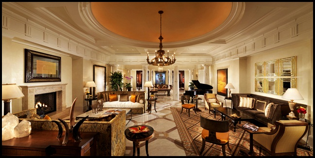 Most Expensive Hotel Suites in Las Vegas