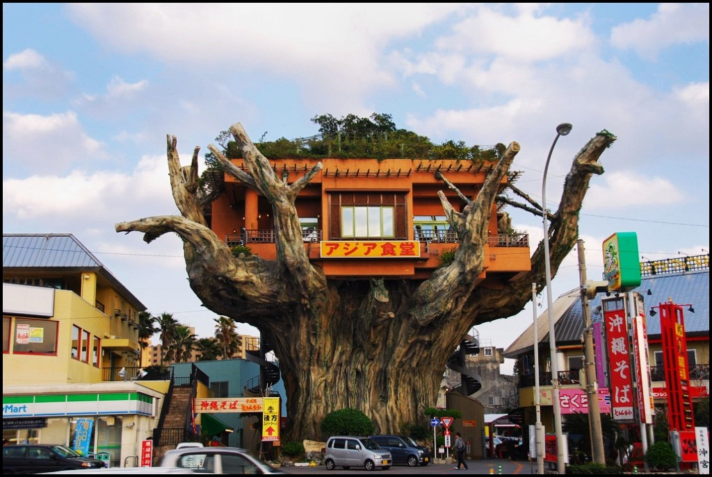 Most Strangest Restaurants in the World