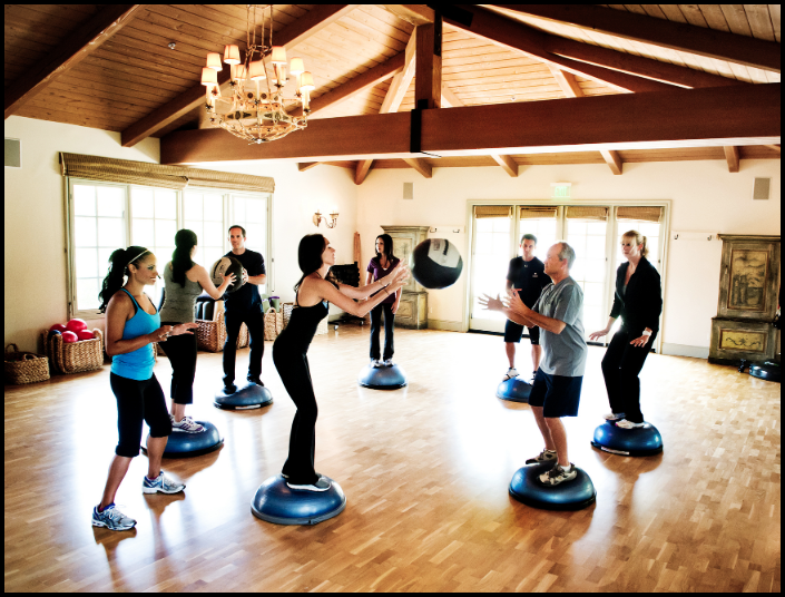 Most Luxurious Hotel Gyms in the World