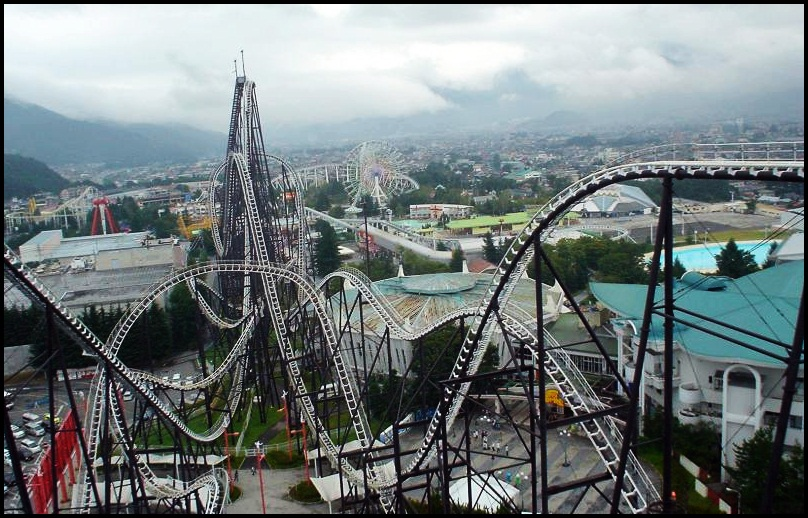 Tallest Roller Coasters in the World