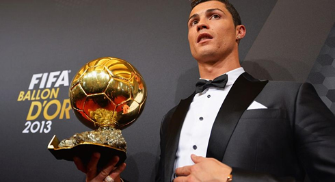 Cristiano Ronaldo - Best Footballer in the World