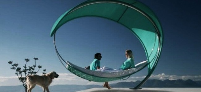 Indulge in the Most Expensive Hammock in the World