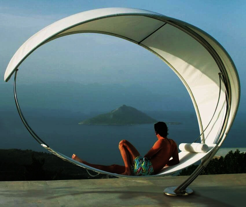 Most Expensive Hammock in the World | The Petiole is definitely designed to meet the most demanding owners of villas that feature stunning views.