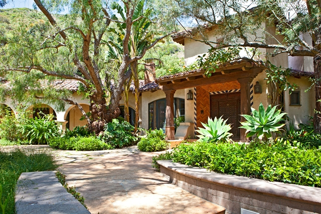 Most Expensive Celebrity Homes for Sale 2014: #10. Mel Gibson - Asking Price: $14.5 million