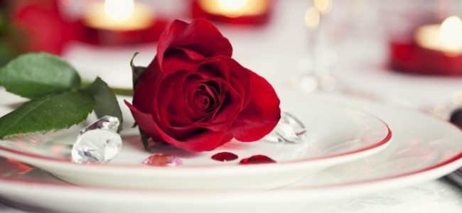 Romantic Restaurants for Valentine's Day