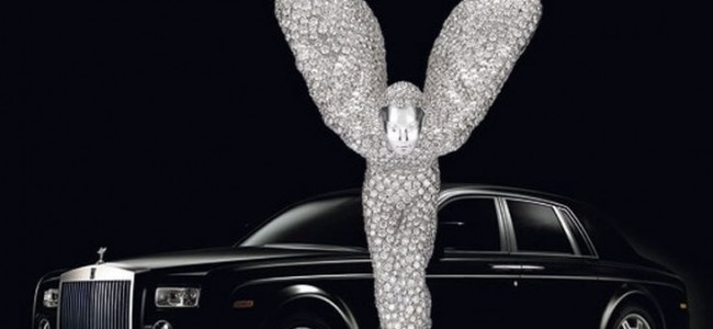 This Is the Most Expensive Hood Ornament in the World