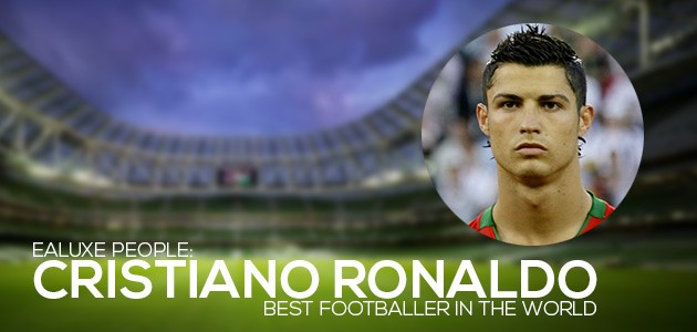 Cristiano Ronaldo – Best Footballer in the World