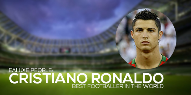 cristiano ronaldo Best Footballer in the World