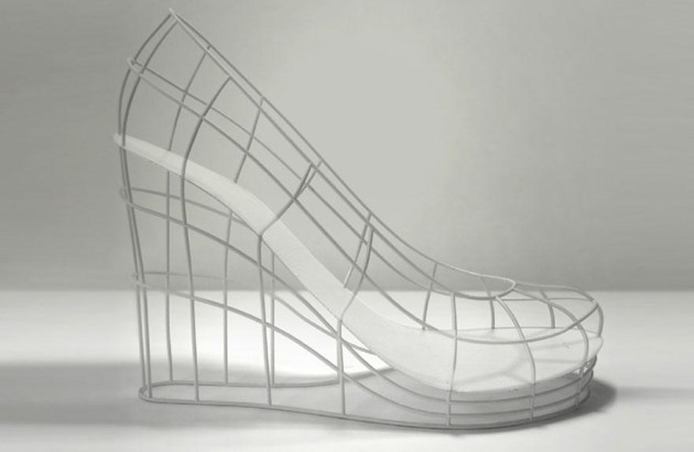 Shoes for Ex-Lovers by Sebastian Errazuriz: