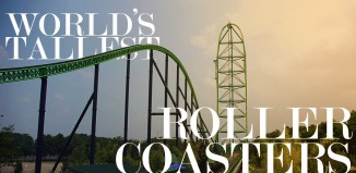 tallest roller coasters in the world top 5