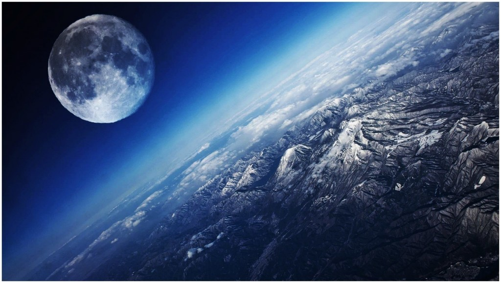 Travel to the Moon | Ultimate Travel Destination