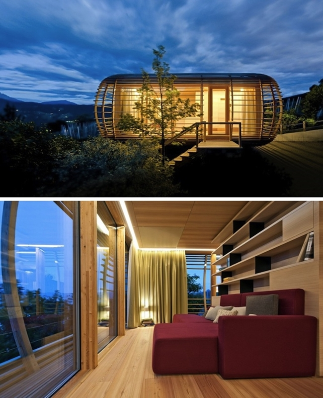 Most mind-blowing tiny houses