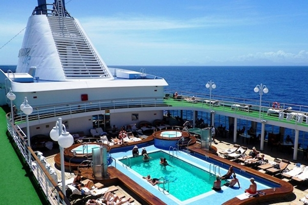 World's Most Expensive Cruise