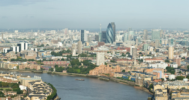 Most Expensive City Destinations: London