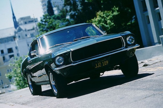 Muscle Cars Featured in Movies | TOP 10