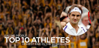 cover ealuxe people Highest Paid Athletes in the World 2014