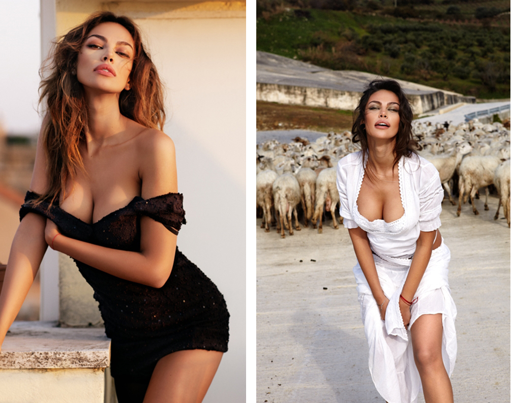 Romanian Beauty Madalina Ghenea
