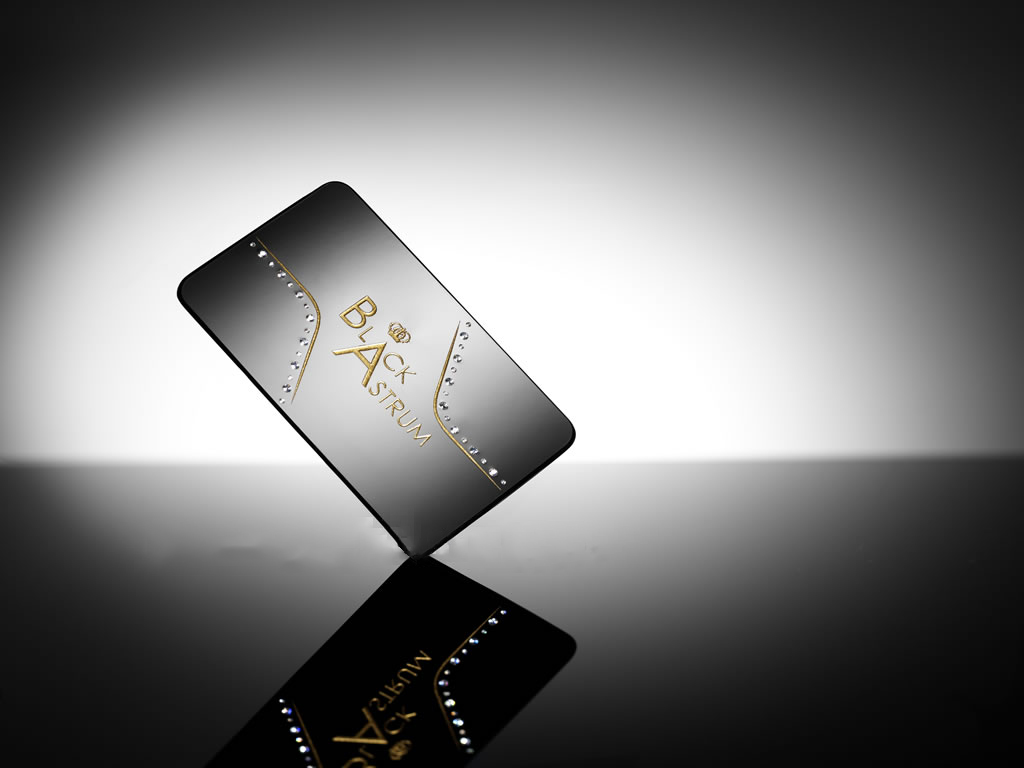 World\'s Most Expensive Business Cards - Alux.com