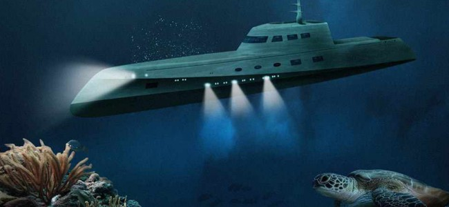 Luxury Submarine Hotel | Luxury Experiences
