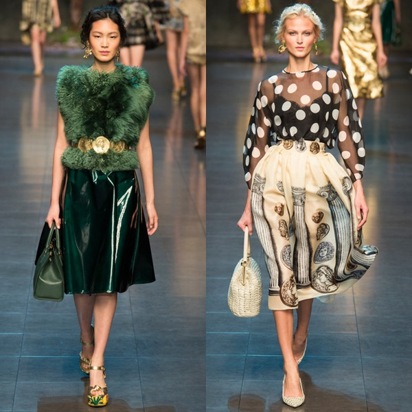 Spring 2014 Fashion Trends: Full Skirts
