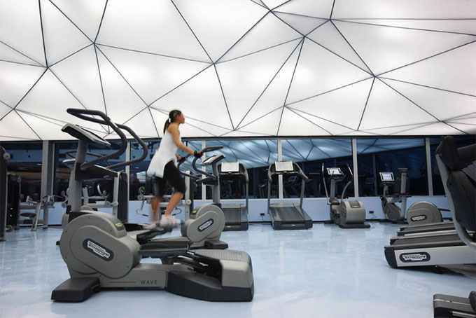 Most expensive gyms in the world