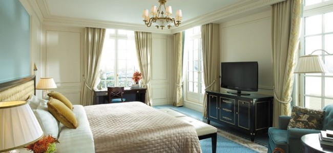 Romantic Travel Destination In Paris | Hotel Shangri-La