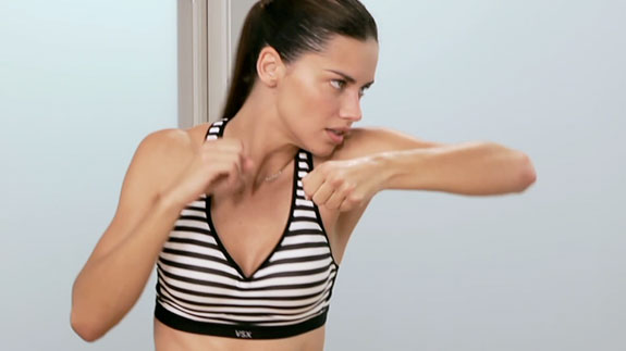 Train Like a Victoria's Secret Model: Adriana Lima