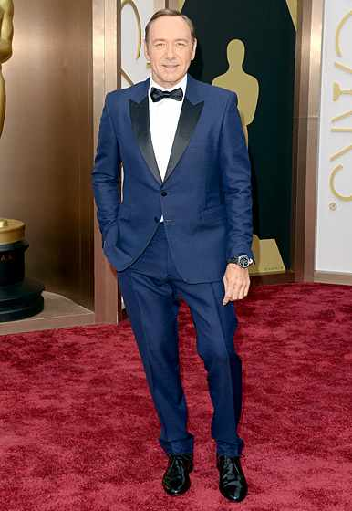 Best Dressed Men At The Oscars 2014 | Top 10