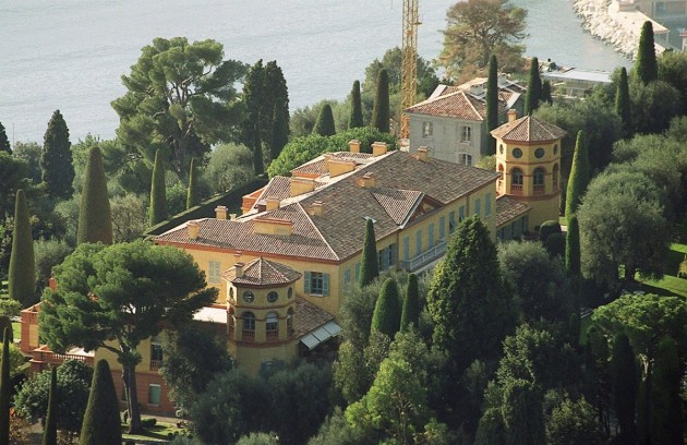 Expensive House: Villa Leopolda