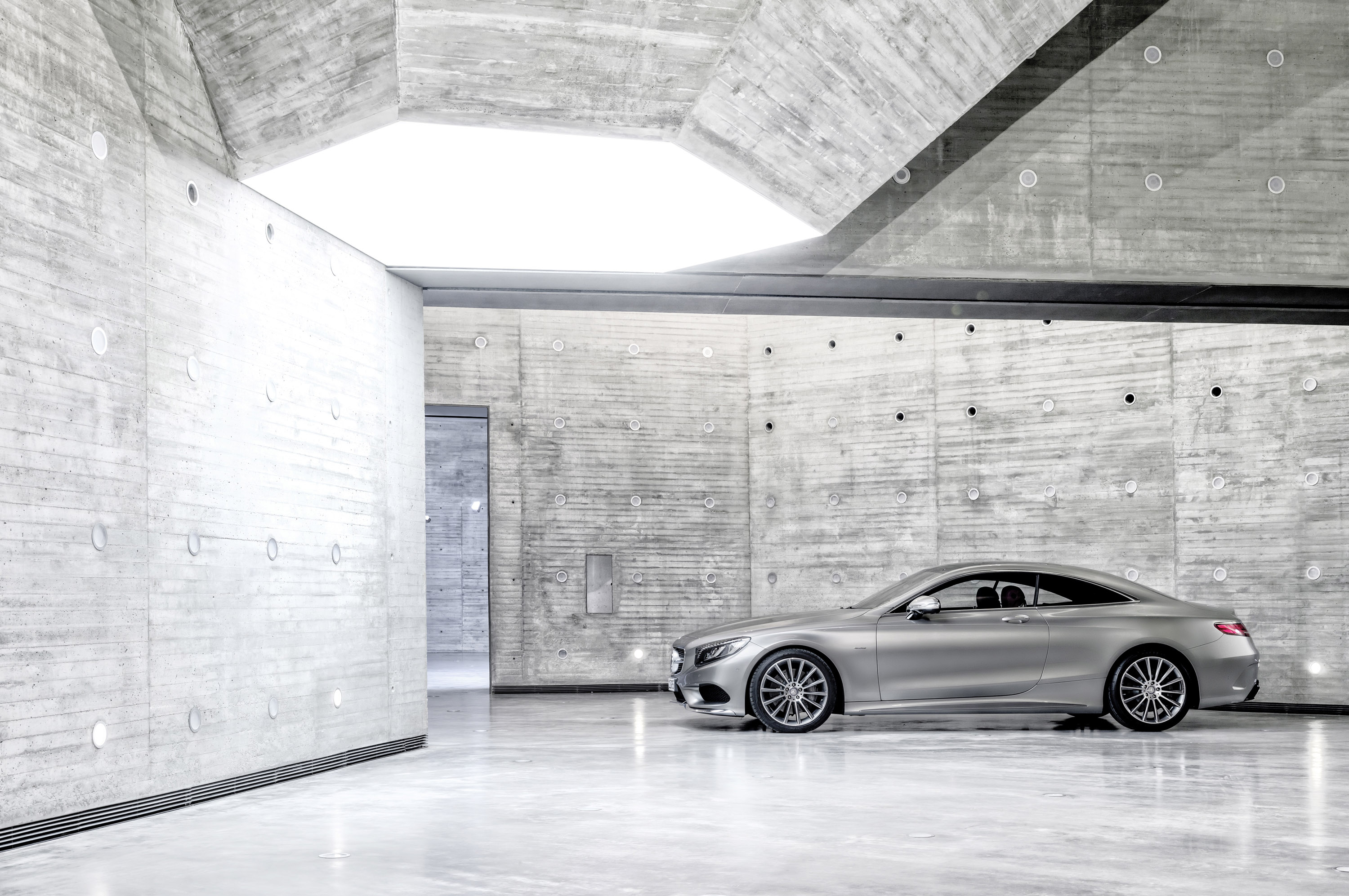 Mercedes-Benz S-Class Coupe | Luxury Car