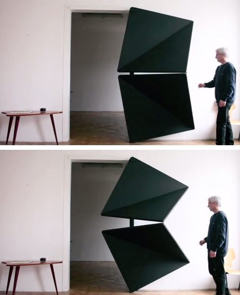 Reinvented Folding Door | Klemens Torggler