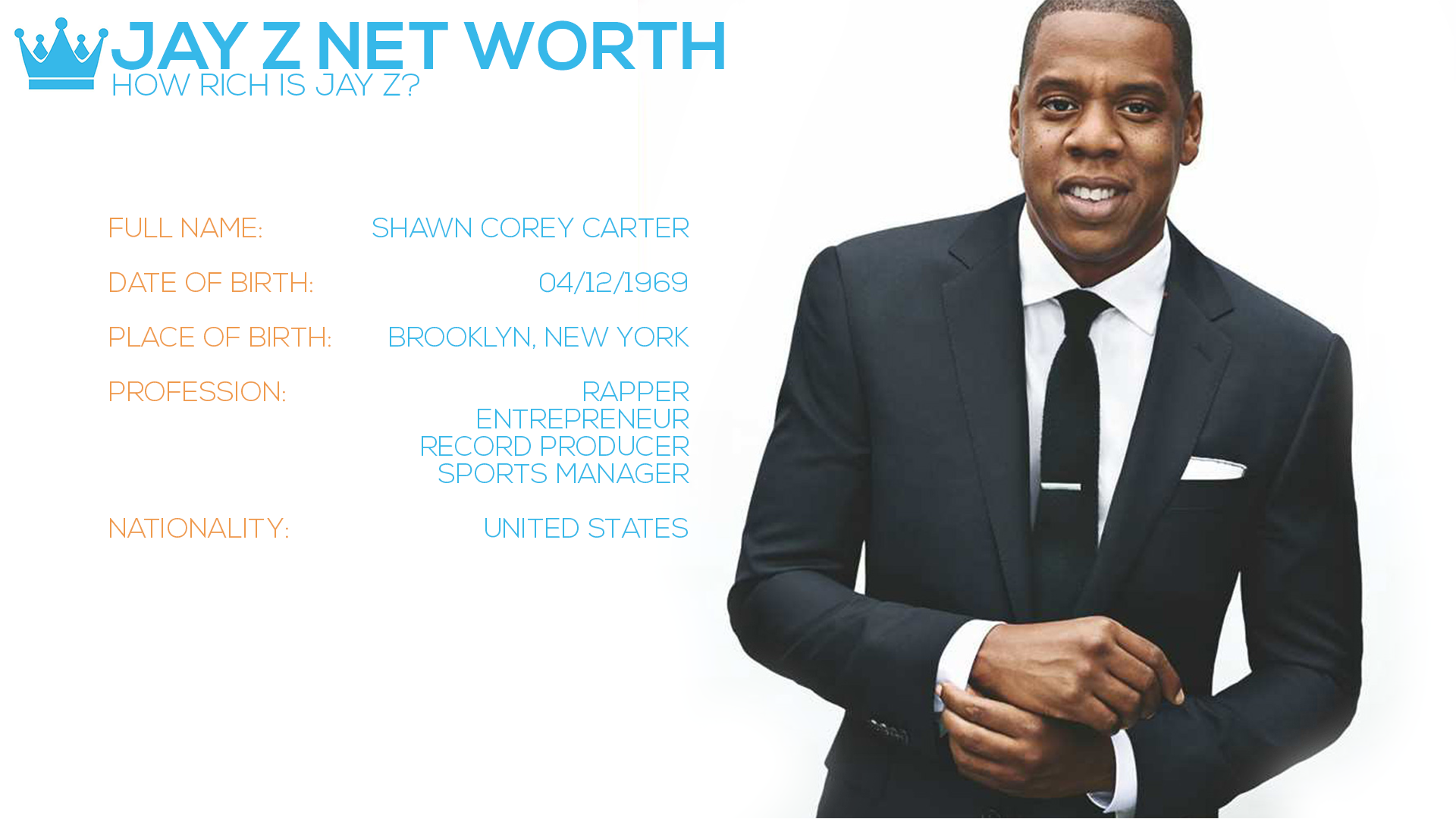 Jay Z Net Worth How rich is Jay Z? What is Jay Z Net Worth? How much money is Jay Z making per year?
