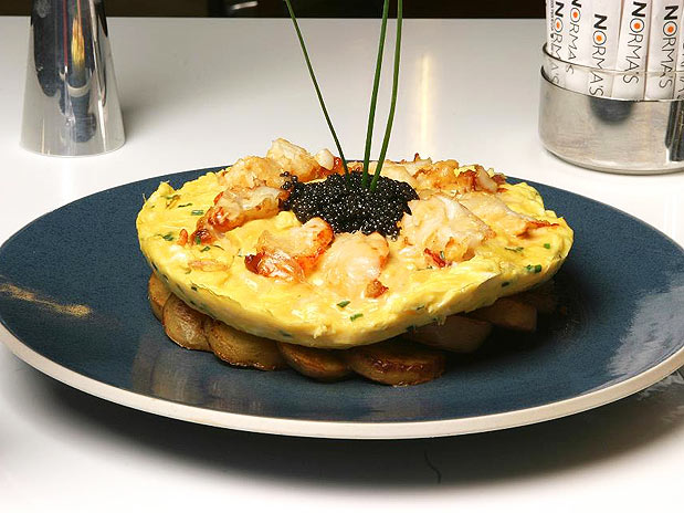 World's Most Expensive Omelette