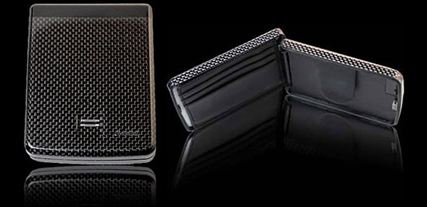 Most Expensive Wallet: Dunhill Biometric Wallet