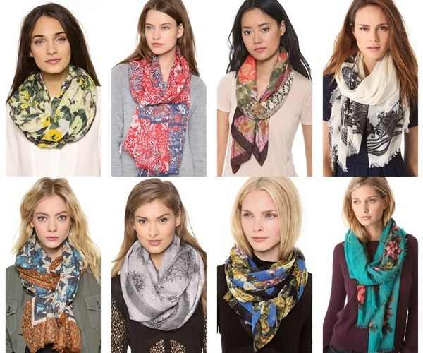 Floral-Print-Scarves-from-Shopbob