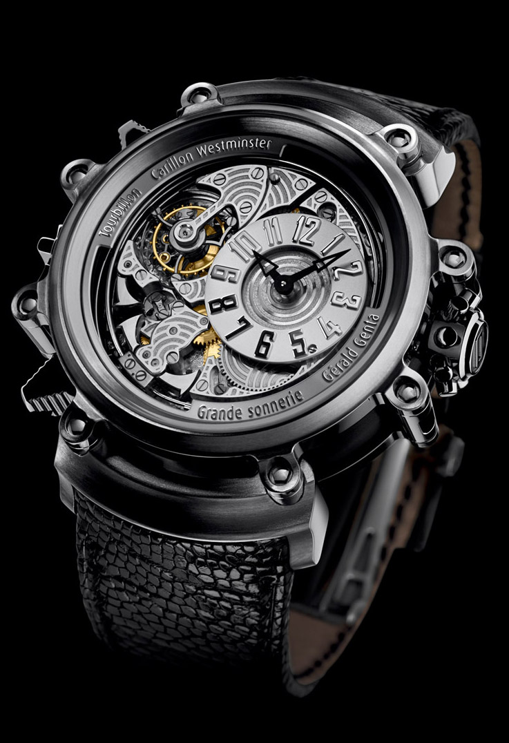 Gerald Genta Arena Metasonic – Luxury Watch