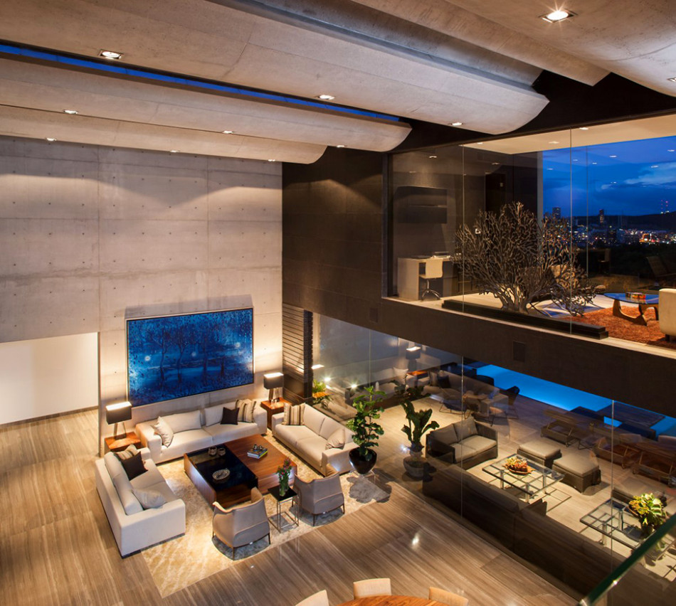 Luxury Home in Mexico   Fine Living