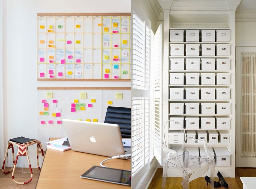 How To Keep An Organized Office