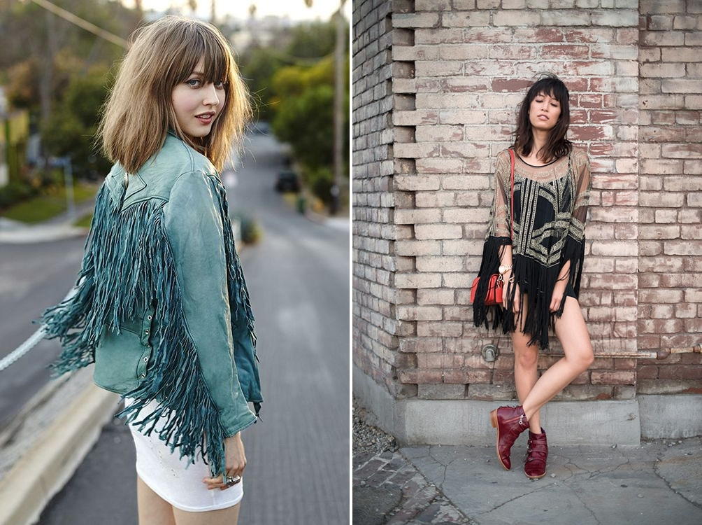Spring 2014 Fashion Trends: Fringe