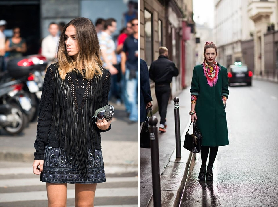 Spring 2014 Fashion Trends Fringe