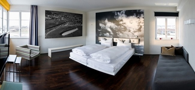 Amazing Car Themed Rooms V8 Hotel | Travel Destination