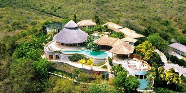 Yemanja Resort On Mustique Island
