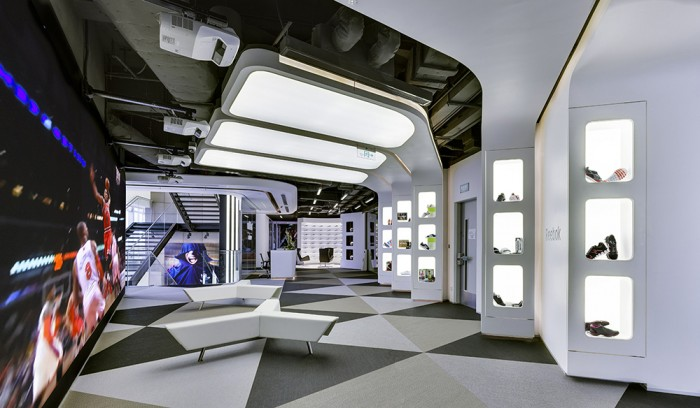 adidas office in shanghai