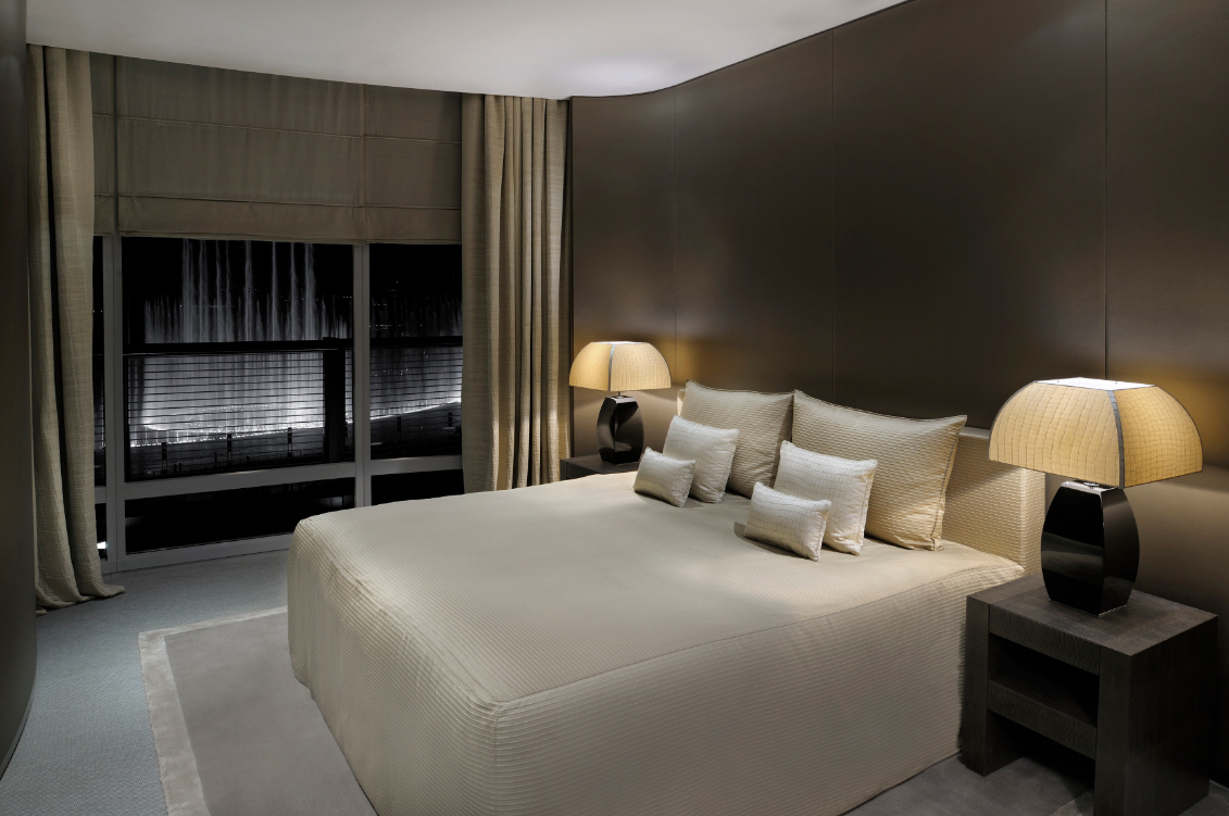 Armani Hotel Dubai | Luxury Living
