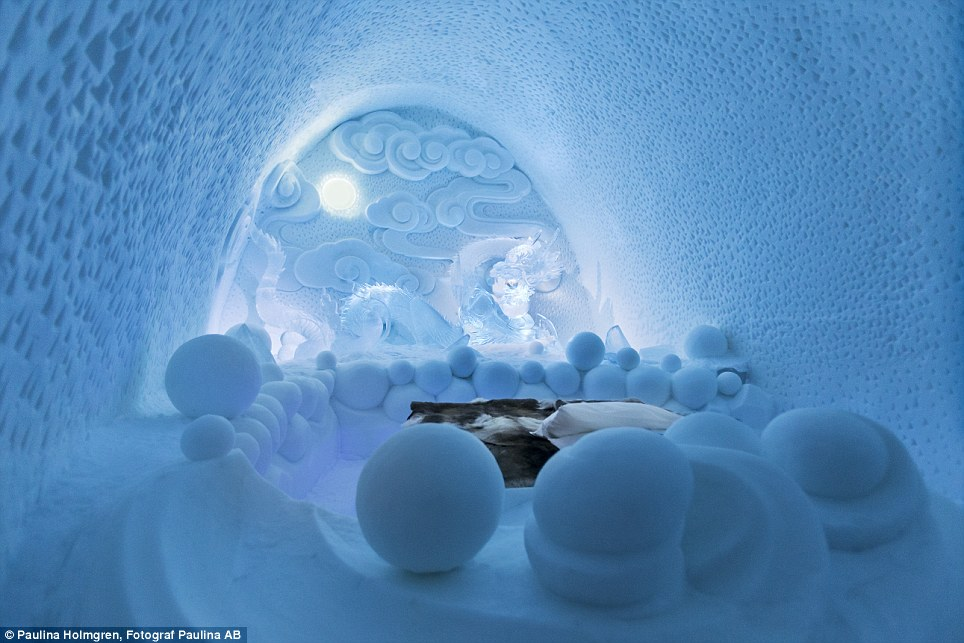 Amazing Ice Hotel | Travel Destination