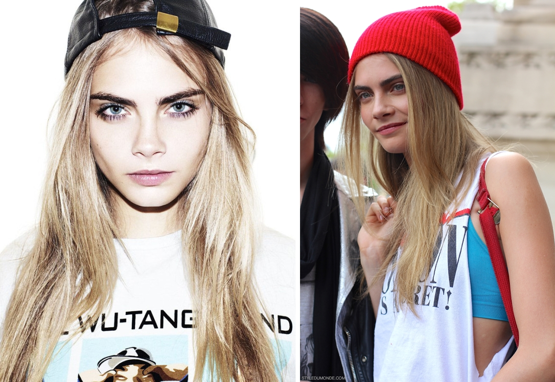 Get The Cara Delevingne Look   Women's Fashion