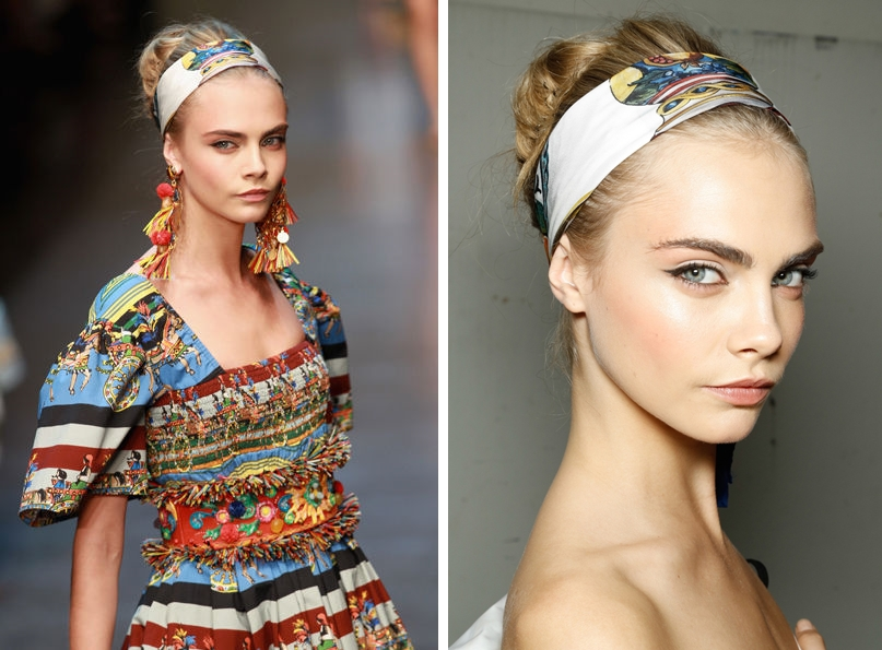 Get The Cara Delevingne Look | Women's Fashion
