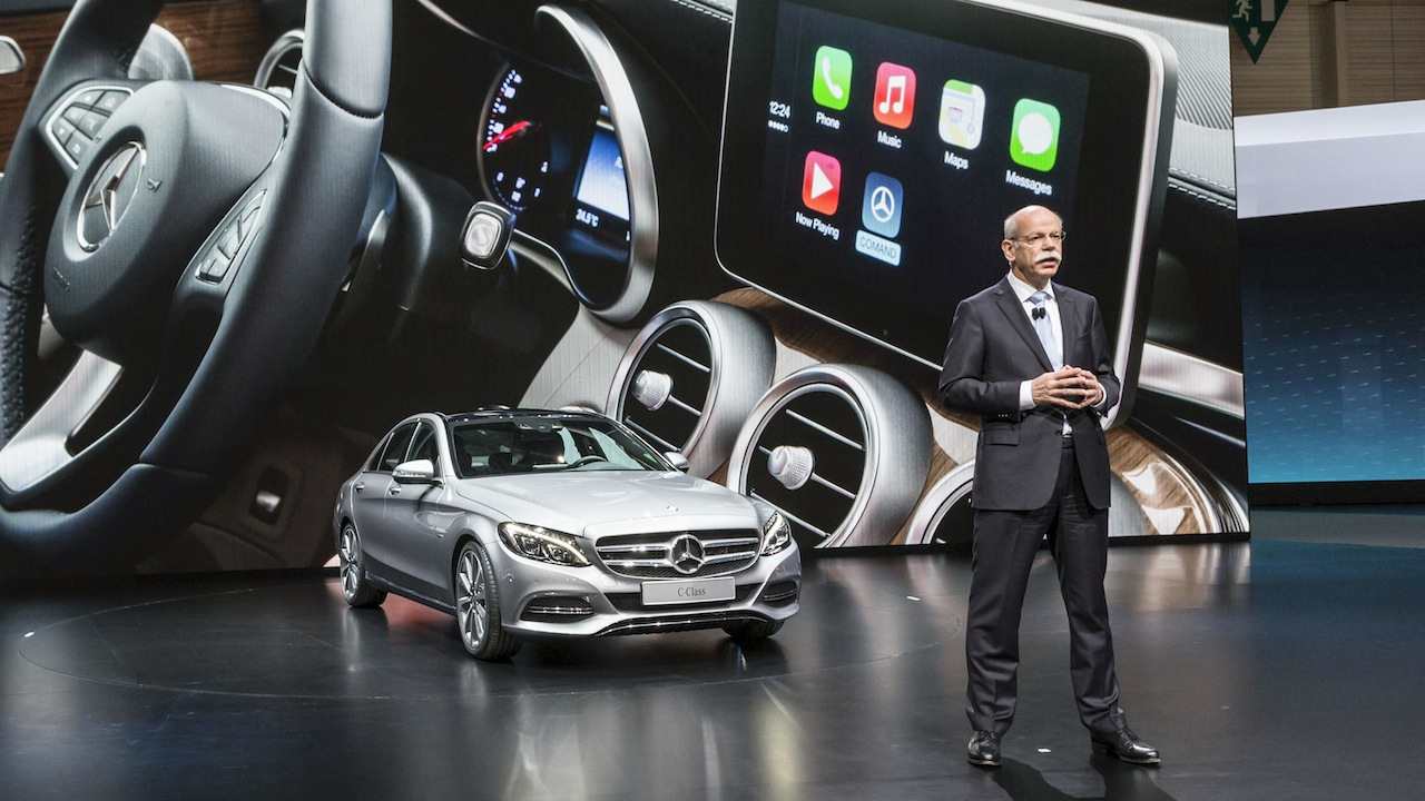 Mercedes-Benz at the Geneva International Auto Show 2014