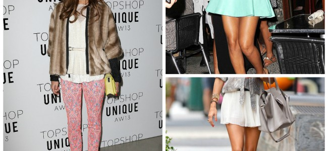 Trends that Celebrities Love Wearing this Spring