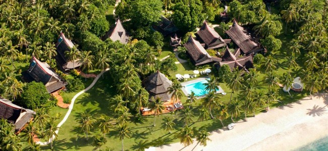Amazing Travel Destination | Dedon Island Resort